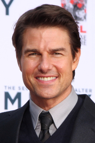 Tom Cruise Invisalign
