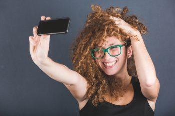 Selfie and Invisalign