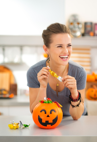 Invisalign wearers love Halloween