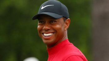 Tiger Woods smile cosmetic dentistry Red Bank dentist