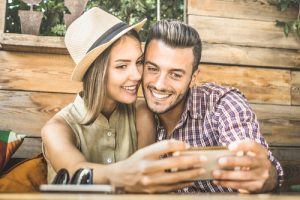 take better selfies with red bank invisalign